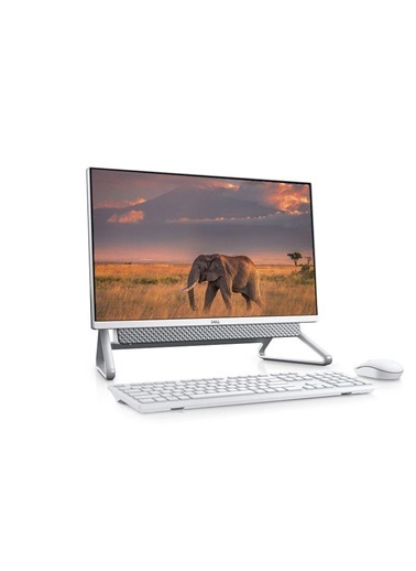 "Dell Dell Inspiron 24 5400 S65WP81256C14 i7-1165G7 64GB 256SSD MX330 W10P 23.8"" FHD All In One Bilgisayar Renkli"